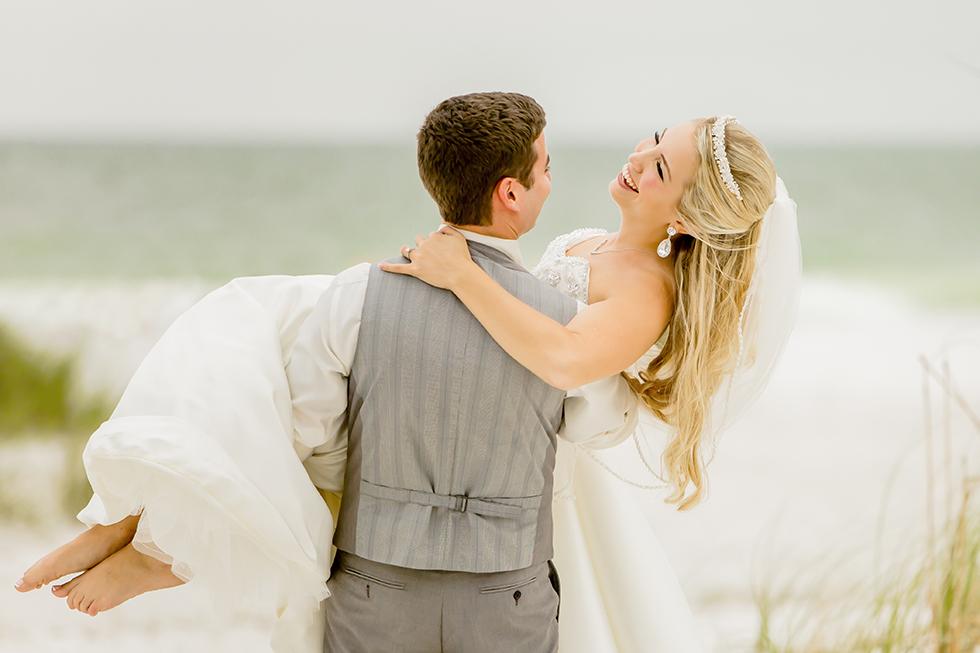 Dan and bianca wedding