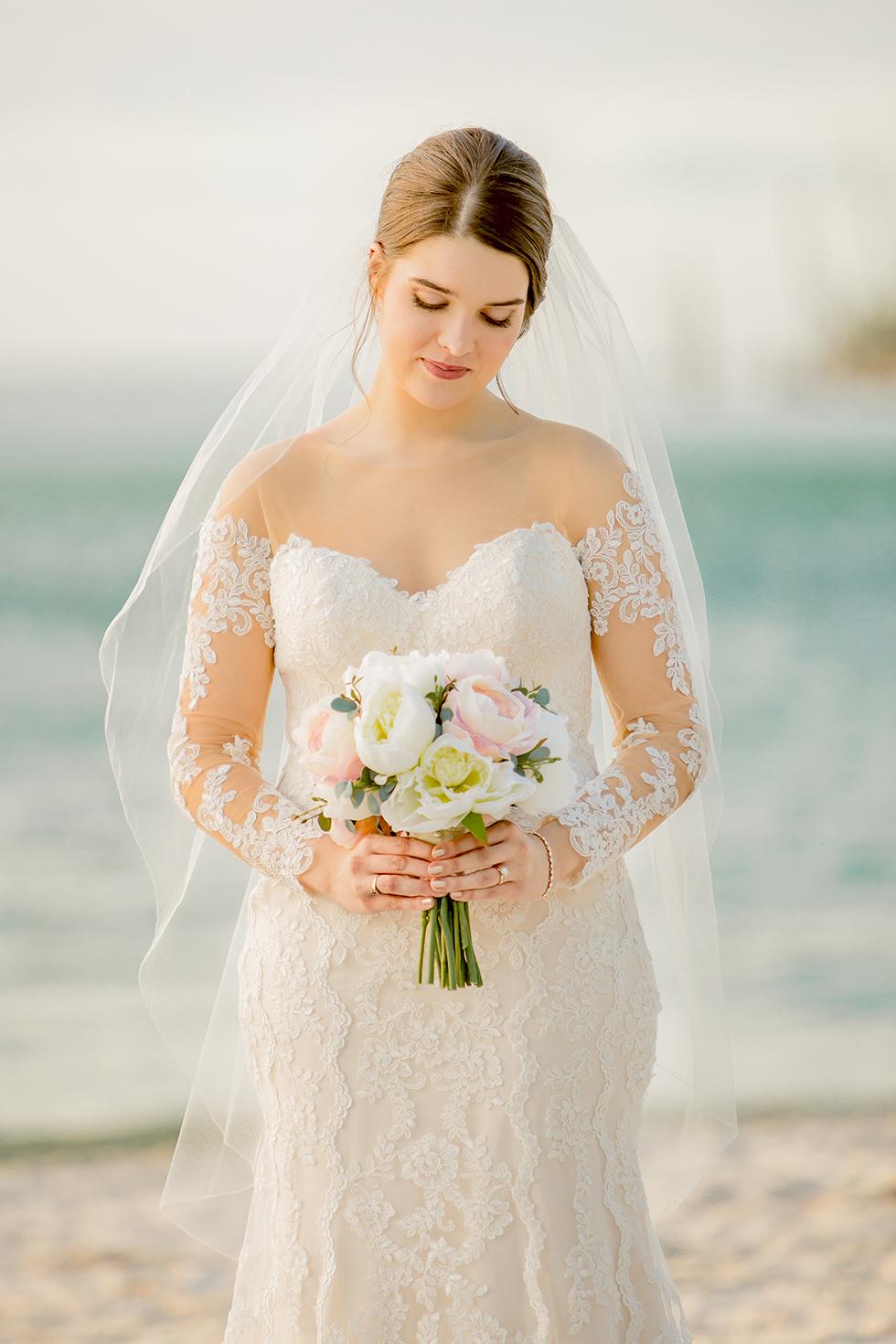 Courtney ateyeh wedding