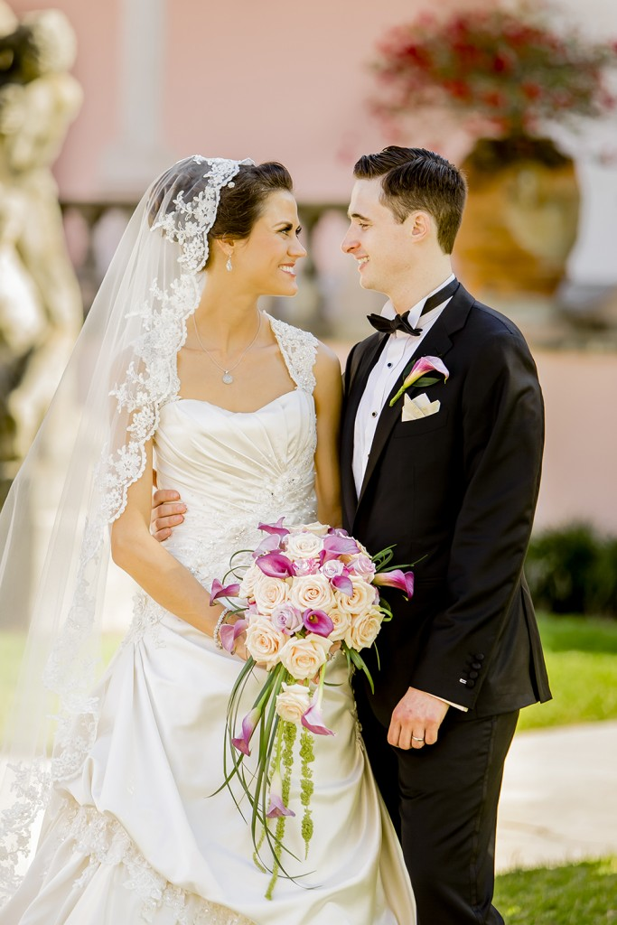 Ringling Museum Wedding Pictures