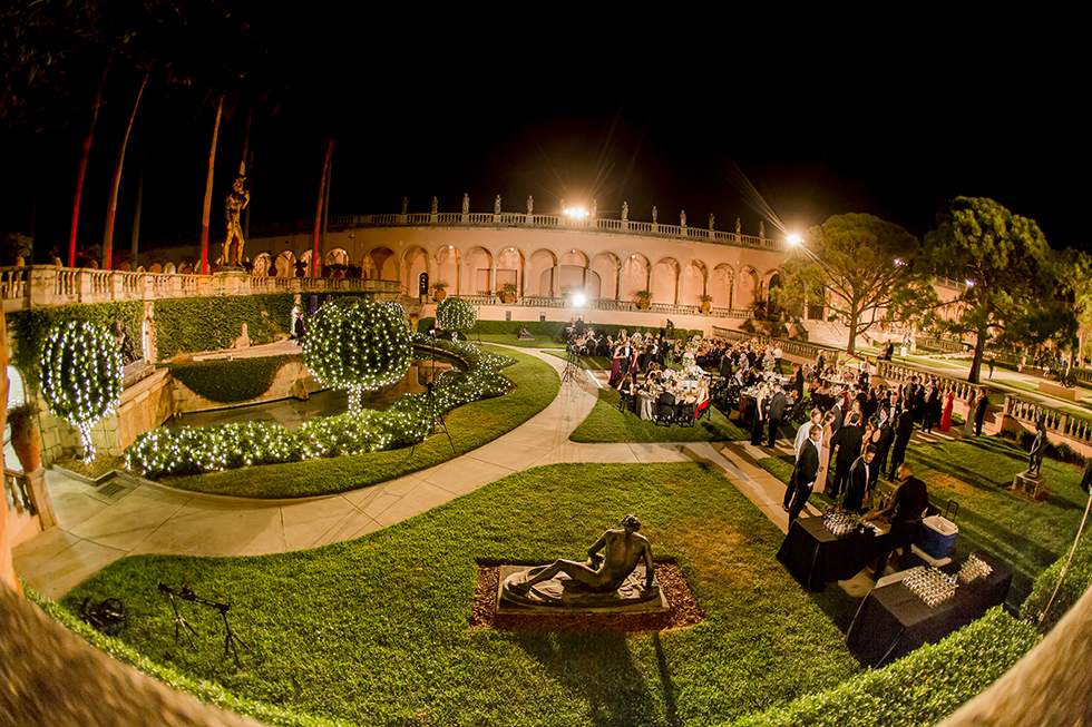 Ringling Museum Wedding Reception Pictures